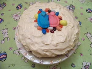 Our carrot cake