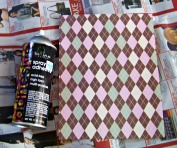 Paper and adhesive