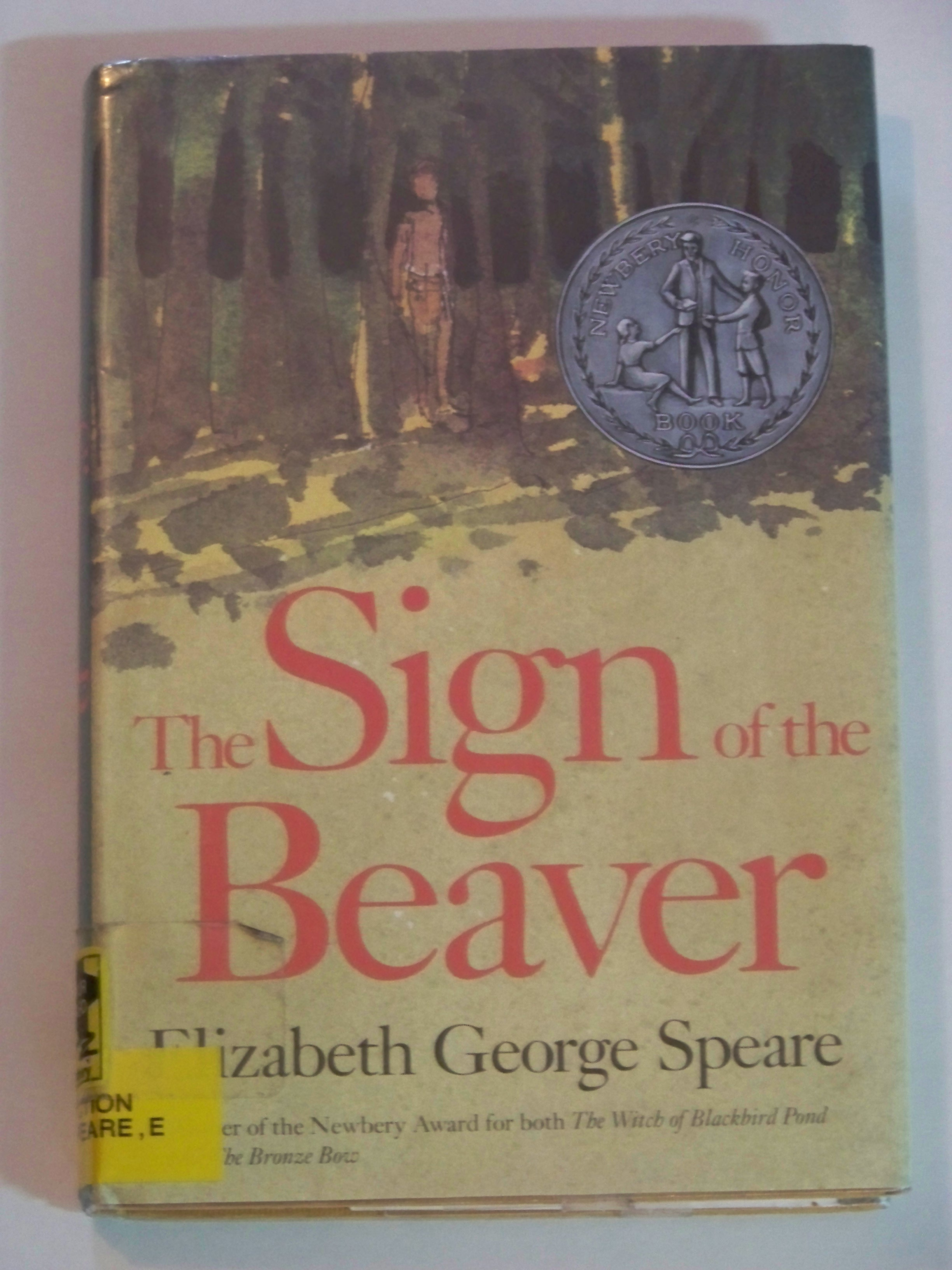 Wordy Wednesday: The Sign of the Beaver Review by Kaylin | Creative