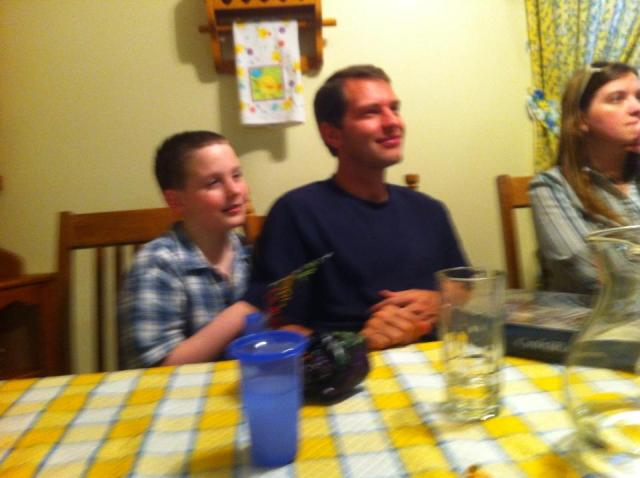 Drew, Dan and Rhonda's son, Seth, and his sister Bethany